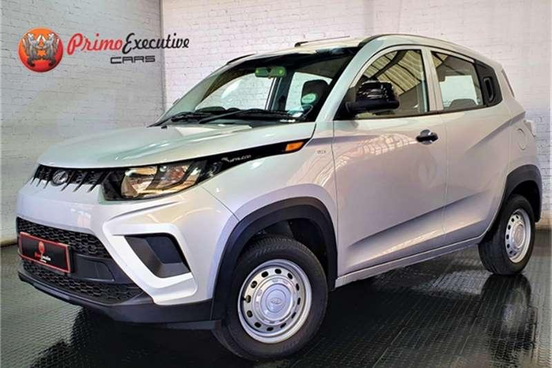 Used 2019 Mahindra KUV100 Nxt KUV 100 1.2 K2+ NXT