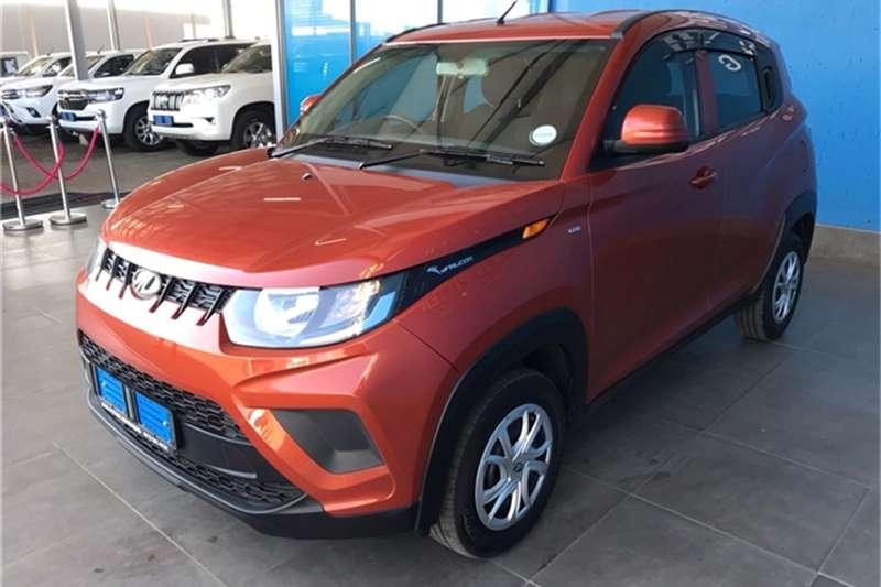 Used 2018 Mahindra KUV100 Nxt KUV 100 1.2 K4+ NXT