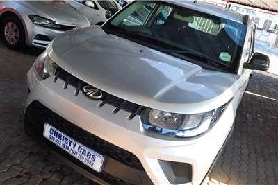 Used 2019 Mahindra KUV100 Nxt KUV 100 1.2 K4+ NXT
