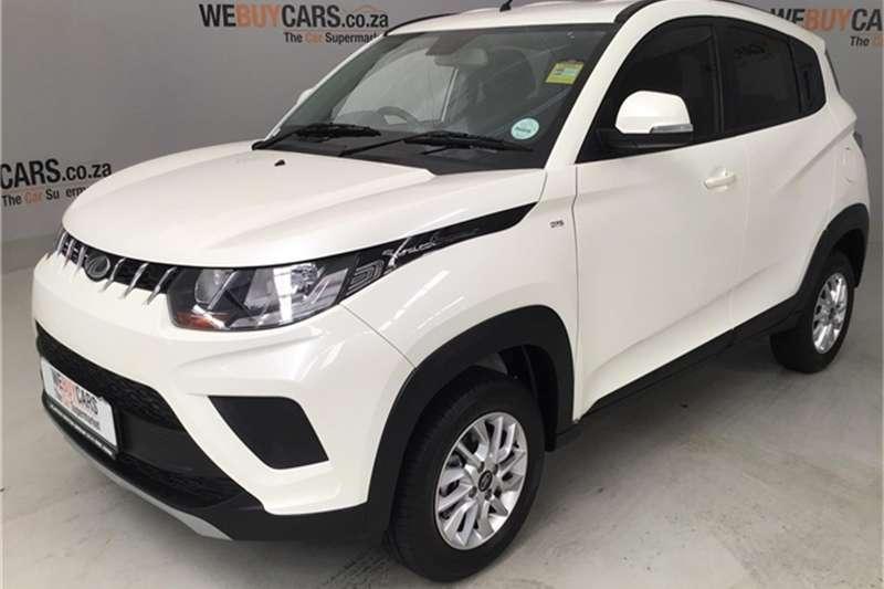 Mahindra KUV100 Nxt KUV 100 1.2TD K6+ NXT 2019