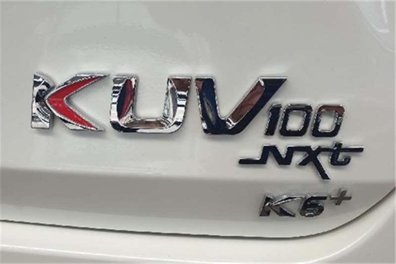 Mahindra KUV100 Nxt KUV 100 1.2TD K6+ NXT 2020