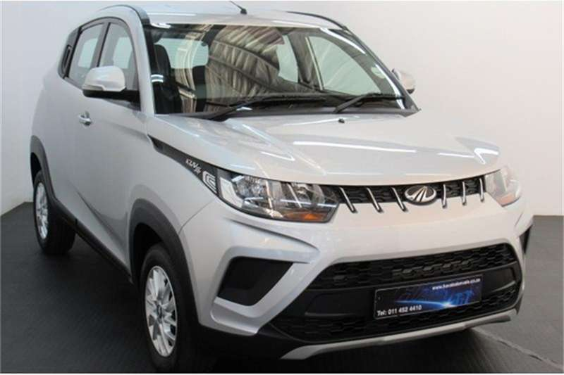 Mahindra KUV100 Nxt KUV 100 K6+ NXT 2018