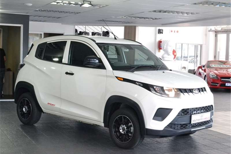 Mahindra KUV100 Nxt KUV 100 K6+ NXT 2019