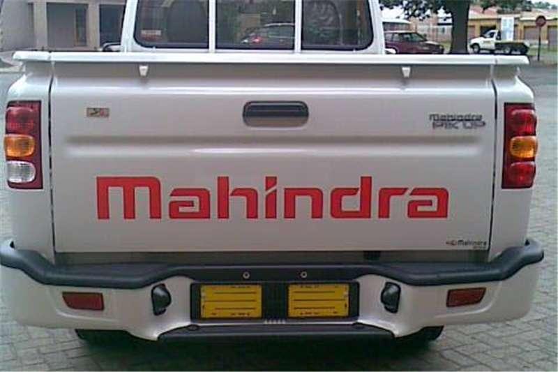 Mahindra PIK UP 2020