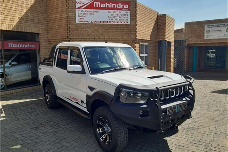 Mahindra PIK UP 2020
