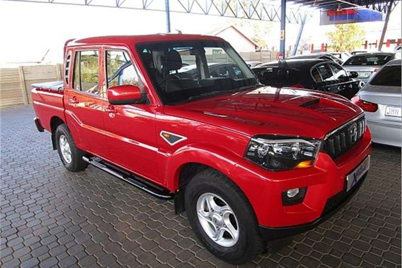 2018 Mahindra Pik Up double cab PICK UP 2.2 mHAWK S10 P/U D/C
