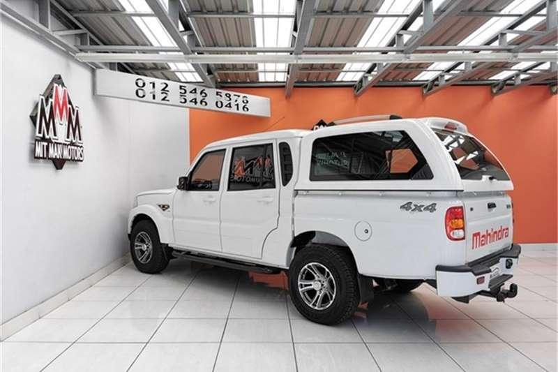 2020 Mahindra Pik Up double cab PICK UP 2.2 mHAWK S10 4X4 P/U D/C