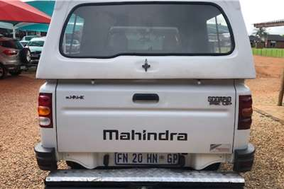Mahindra Pik Up Double Cab PIK UP 2.2 mHAWK S6 4X4 P/U D/C 2016