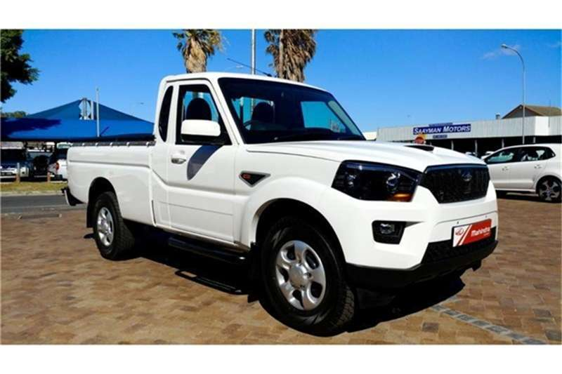 2019 Mahindra Pik Up single cab PICK UP 2.2 mHAWK S6 P/U S/C