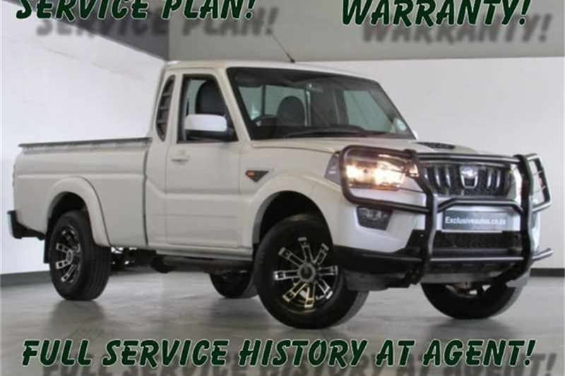 2017 Mahindra Pik Up single cab PICK UP 2.2 mHAWK S6 P/U S/C