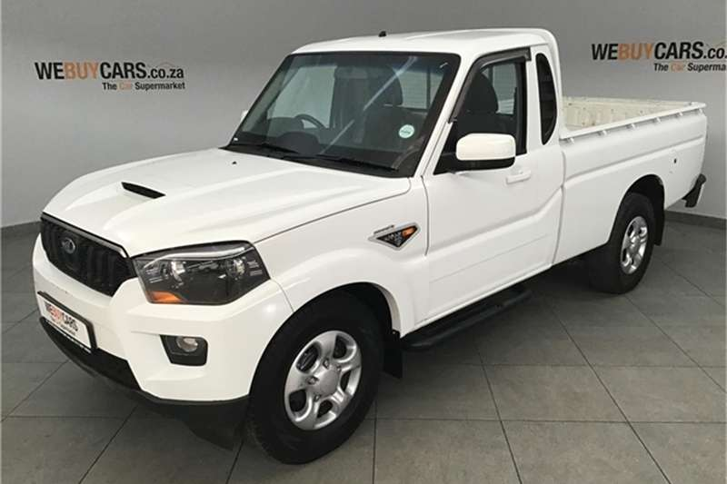 2018 Mahindra Pik Up single cab PICK UP 2.2 mHAWK S6 P/U S/C