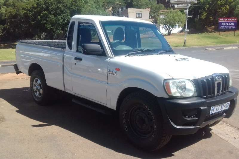 2014 Mahindra Pik Up single cab PICK UP 2.2 mHAWK S6 P/U S/C