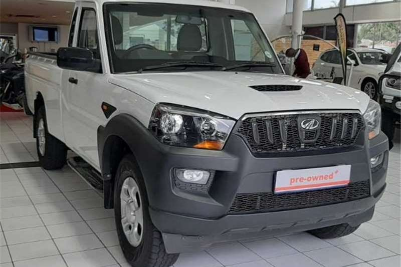 2018 Mahindra Pik Up single cab PICK UP 2.2 mHAWK S4 P/U S/C