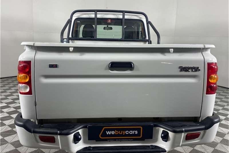 2021 Mahindra Pik Up single cab