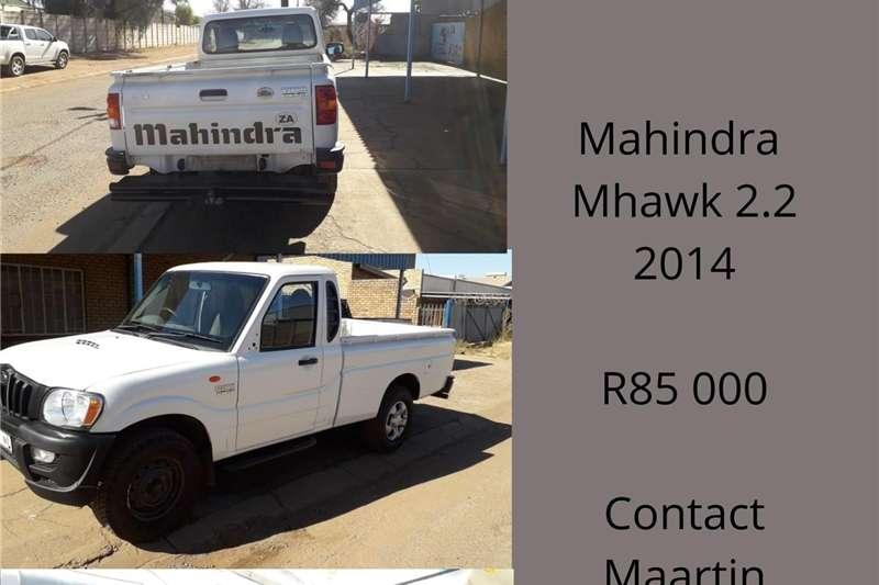 Mahindra Pik Up Single Cab PICK UP 2.2 mHAWK S4 P/U S/C 2014