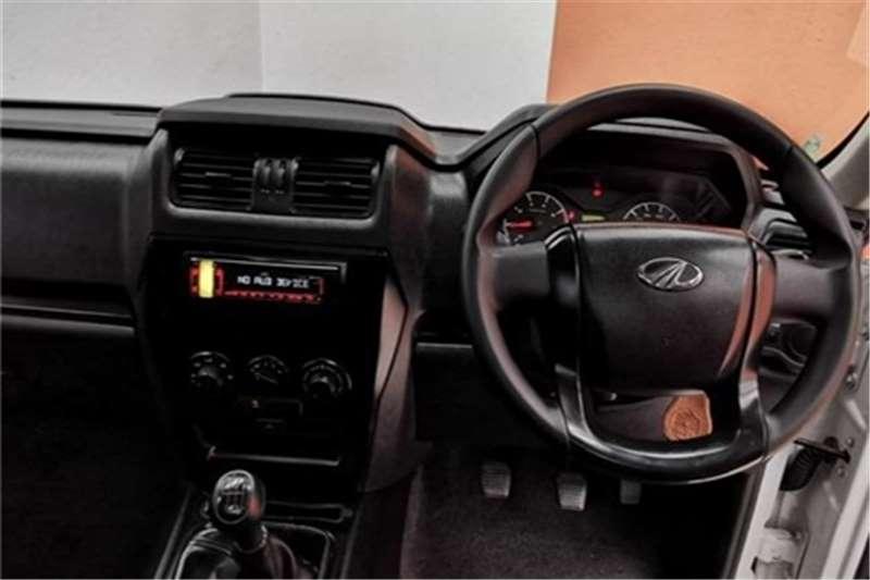 Used 2018 Mahindra Pik Up Single Cab PICK UP 2.2 mHAWK S4 P/U S/C