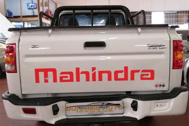2018 Mahindra Pik Up single cab PICK UP 2.2 mHAWK S4 P/U S/C