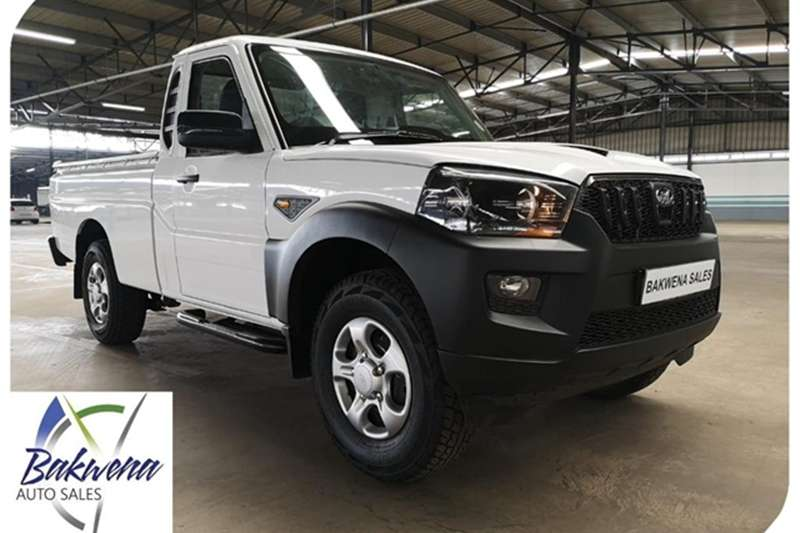 Mahindra Pik Up Single Cab PICK UP 2.2 mHAWK S4 P/U S/C 2019
