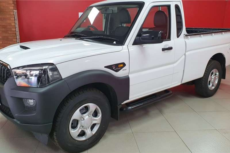 Mahindra Pik Up Single Cab PICK UP 2.2 mHAWK S4 P/U S/C 2020