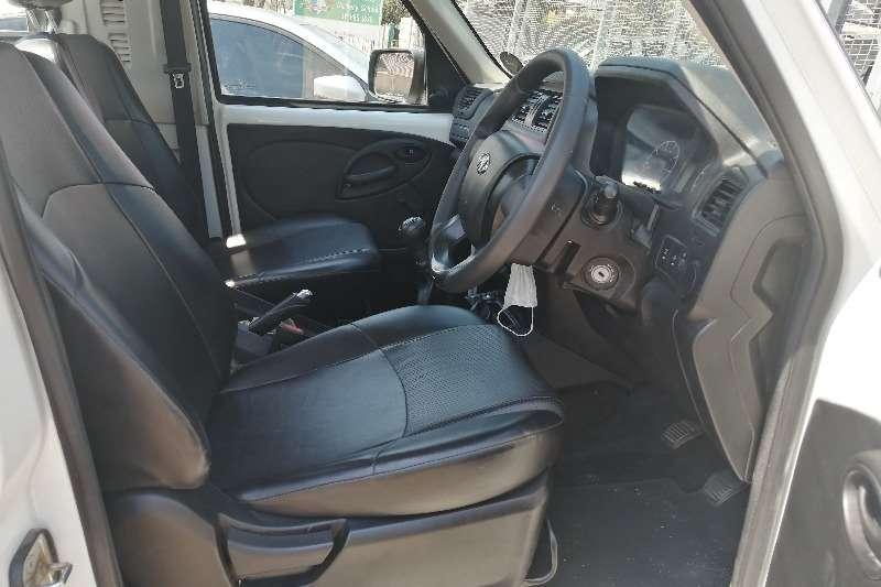 2021 Mahindra Pik Up single cab PICK UP 2.2 mHAWK S4 P/U S/C