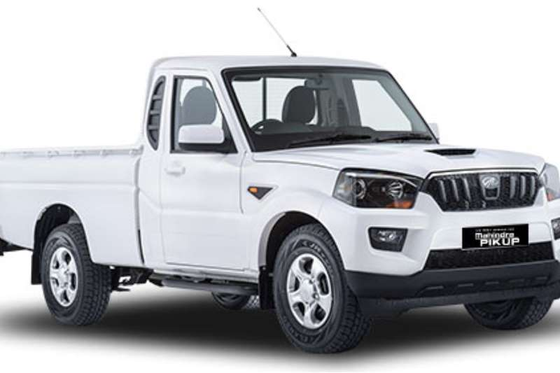 Mahindra Pik Up Single Cab PICK UP 2.2 mHAWK S6 4X4 P/U S/C 2020