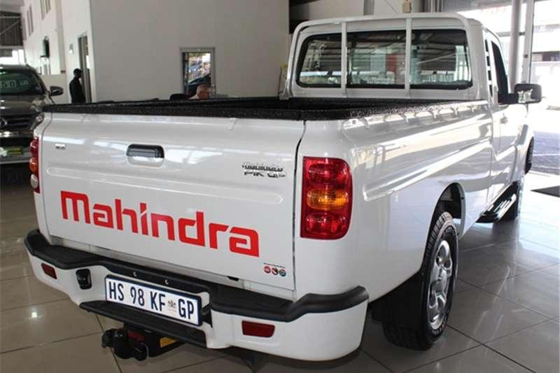 Mahindra Pik Up single cab PICK UP 2.2 mHAWK S6 P/U S/C 2018