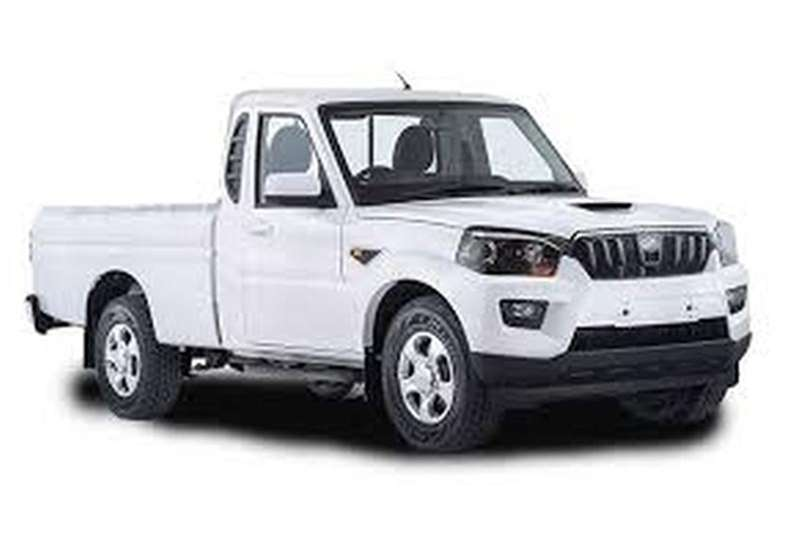 Mahindra Pik Up Single Cab PICK UP 2.2 mHAWK S6 P/U S/C 2018