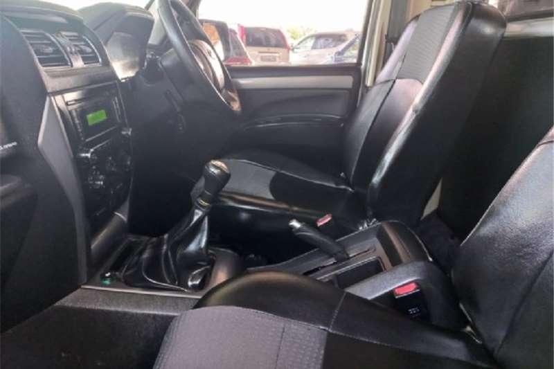 Used 2018 Mahindra Pik Up Single Cab PICK UP 2.2 mHAWK S6 P/U S/C