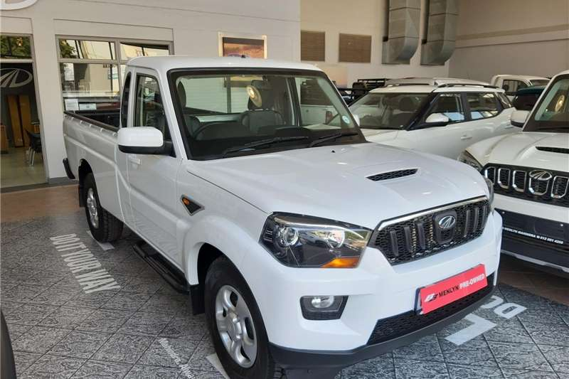 Mahindra Pik Up single cab PICK UP 2.2 mHAWK S6 P/U S/C 2019