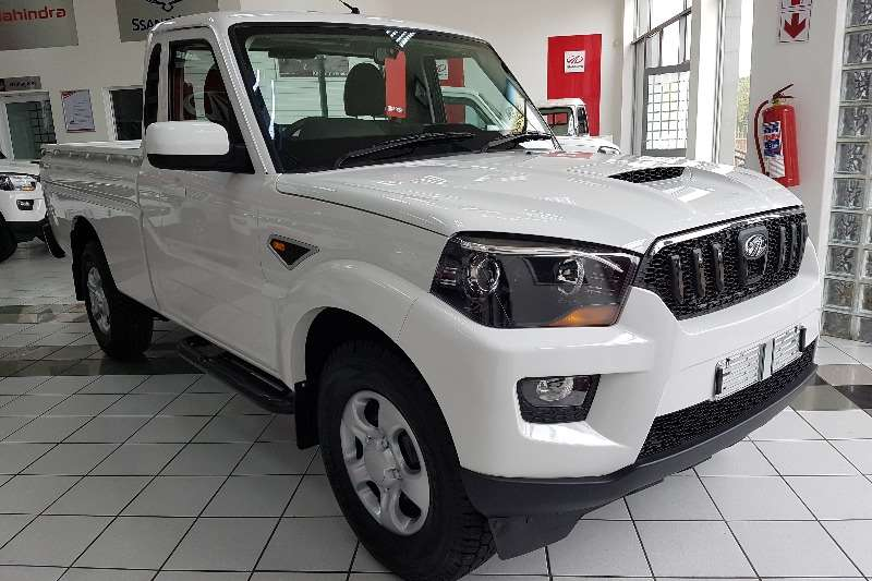 Mahindra Pik Up Single Cab PICK UP 2.2 mHAWK S6 P/U S/C 2020