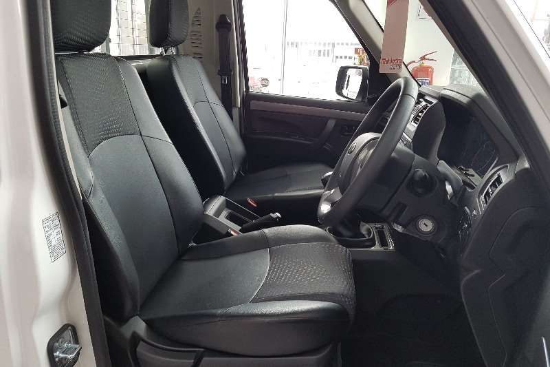 Mahindra Pik Up Single Cab PICK UP 2.2 mHAWK S6 P/U S/C 2020