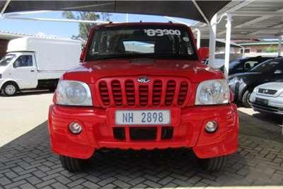 Mahindra Scorpio 2.2 7s 2012