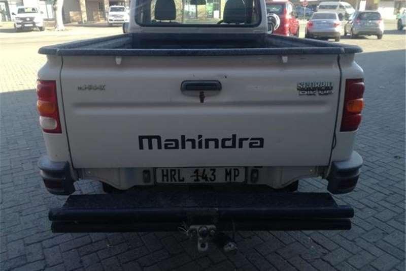 Mahindra Scorpio 2.2 CRDE 4X4 2015