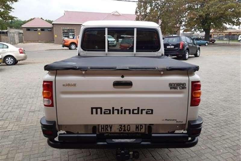 Mahindra Scorpio 2.2 CRDE D/CAB 2015
