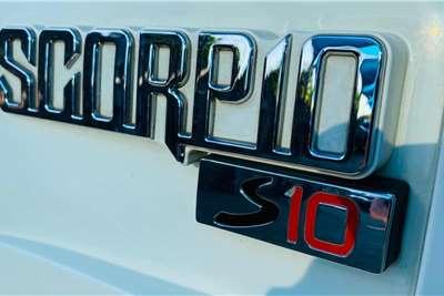 Mahindra Scorpio 2.2CRDe S10 2016