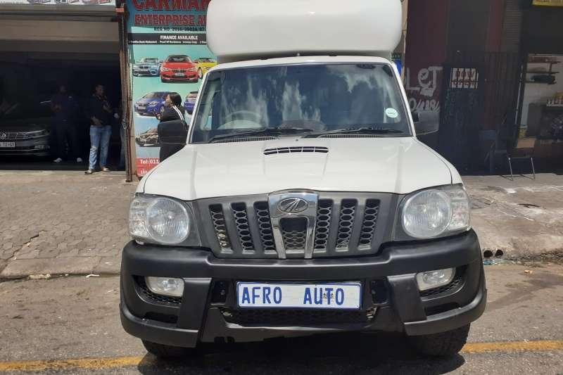 Used 2017 Mahindra Scorpio 2.2CRDe S10