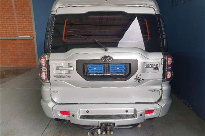 Used 2017 Mahindra Scorpio 2.2CRDe S10 4x4