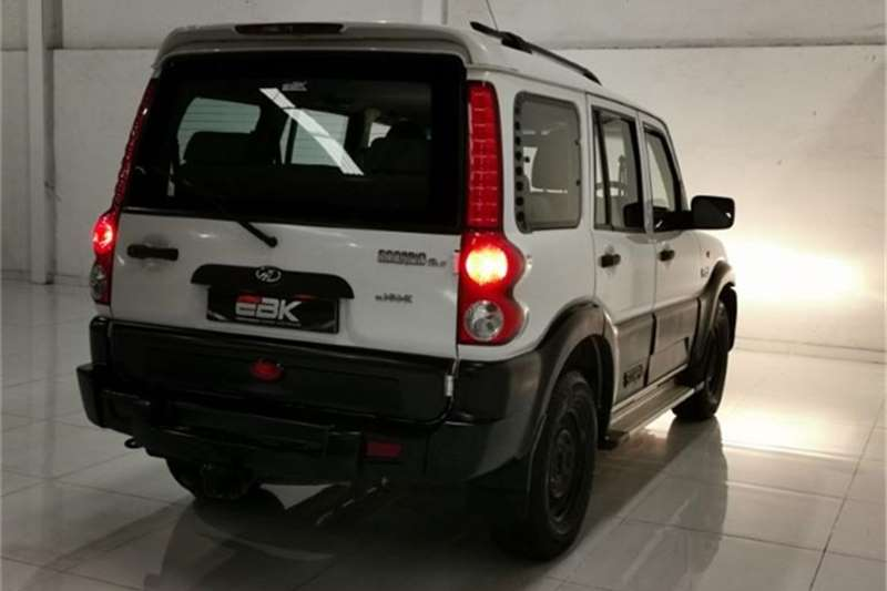 Used 2013 Mahindra Scorpio 2.2CRDe VLX