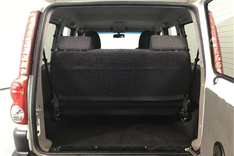 Mahindra Scorpio 2.2CRDe VLX auto 2010