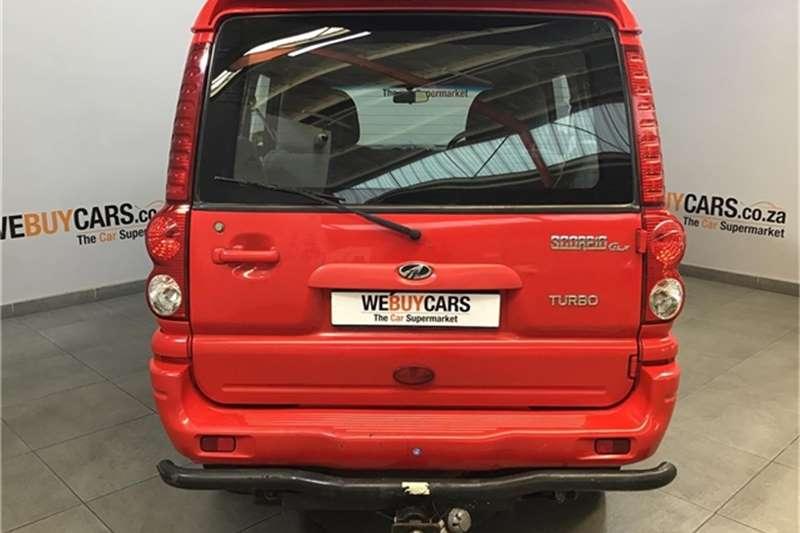 Mahindra Scorpio 2.6 Turbo 4x4 GLX 7 seater 2008