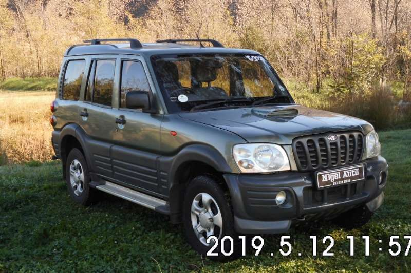 Mahindra Scorpio 2.6 Turbo 7 seater 2006