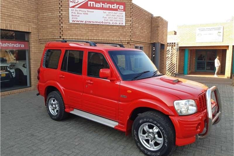 Mahindra Scorpio 2007