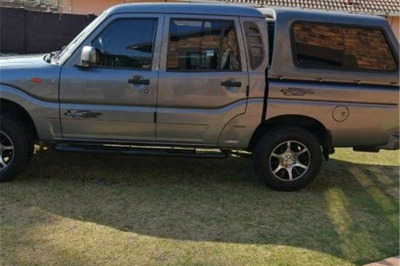 Mahindra Scorpio Choose for me 2006