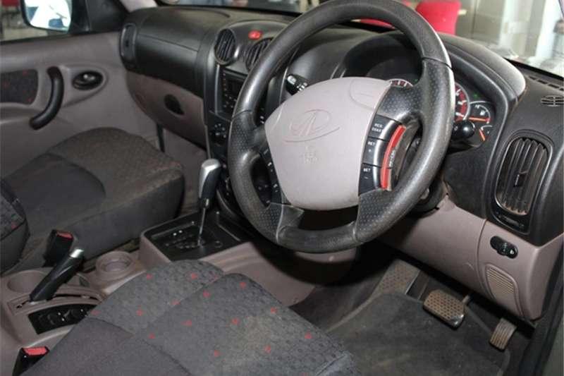 2010 Mahindra Scorpio 2.2CRDe VLX auto