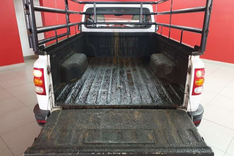 Mahindra Scorpio Pik-up 2.2CRDe 2012