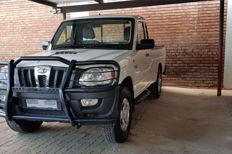 Mahindra Scorpio Pik-up 2.2CRDe 2016