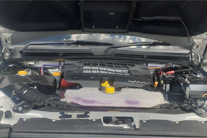Used 2019 Mahindra Scorpio Pik-up 2.2CRDe 4x4