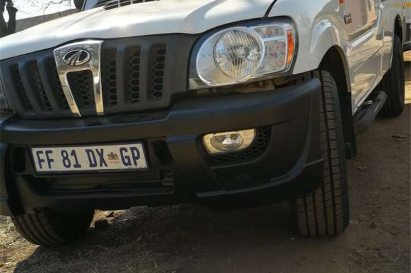 Mahindra Scorpio Pik-up 2.2CRDe 4x4 Adventure 2016