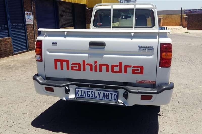 Mahindra Scorpio Pik-up 2.2CRDe Adventure 2018