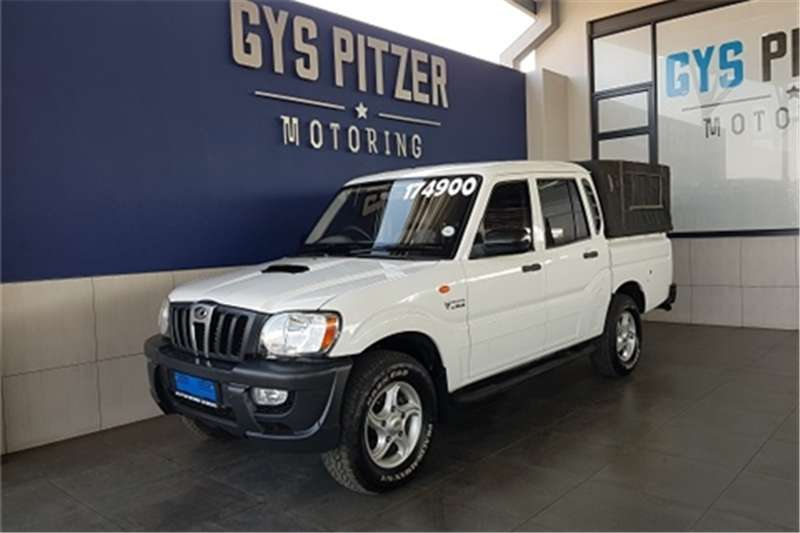 Mahindra Scorpio Pik-up 2.2CRDe double cab 2015